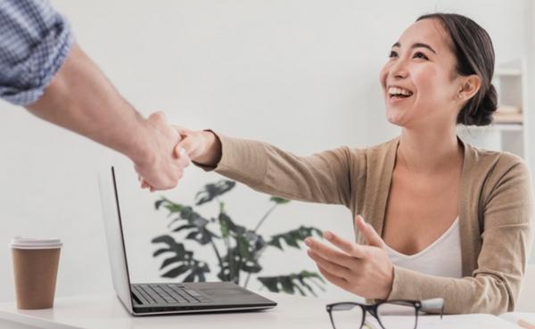 Làm thế nào để thể hiện sự nhiệt tình của bạn khi xin việc - Phần mềm VQSOFT